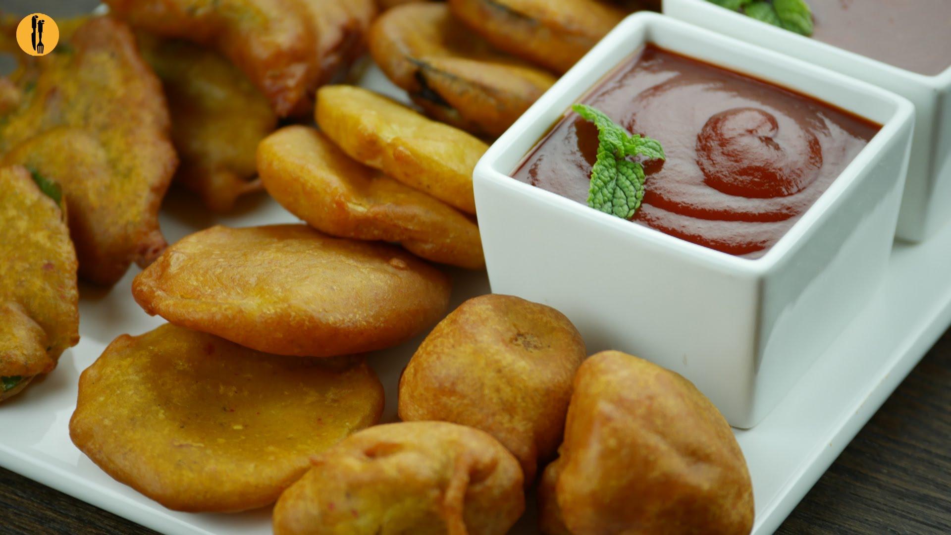 Ramadan Food Diaries #10 Pakora Platter