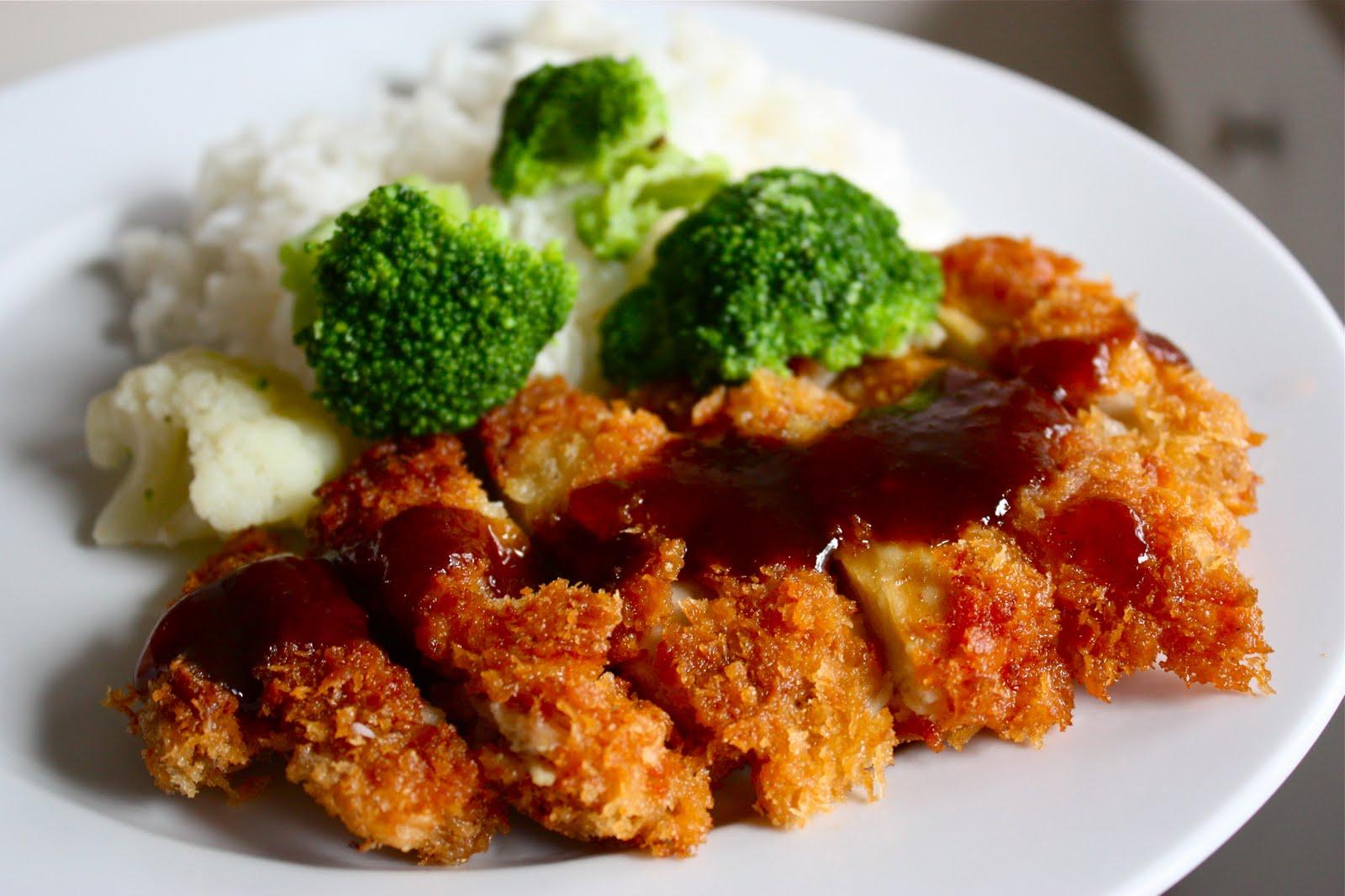 Ramadan Food Diaries #16 Katsu Chicken