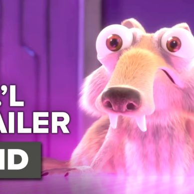 Ice Age Collision Course Official International Trailer  (2016)