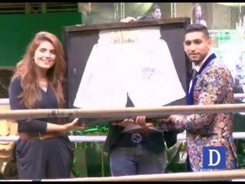 International Boxing Event in Karachi