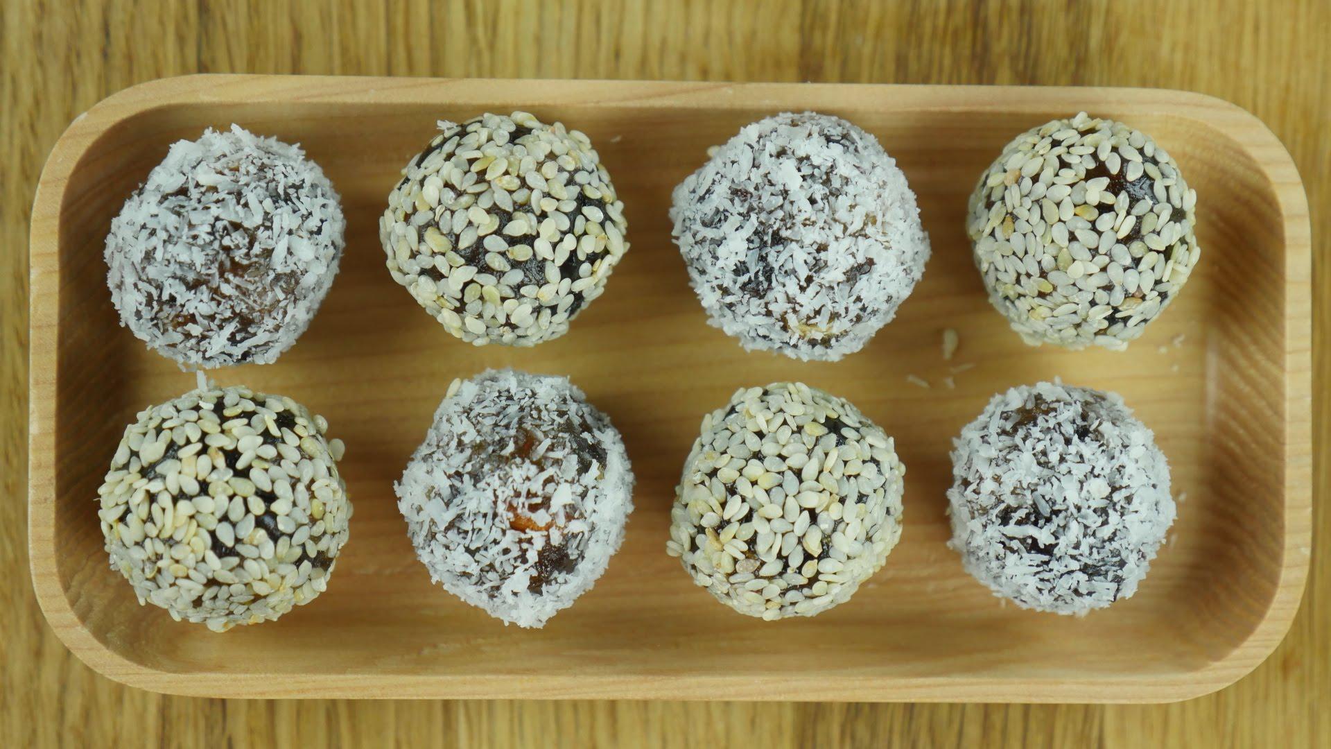 Ramadan Food Diaries #15 Khajoor Balls