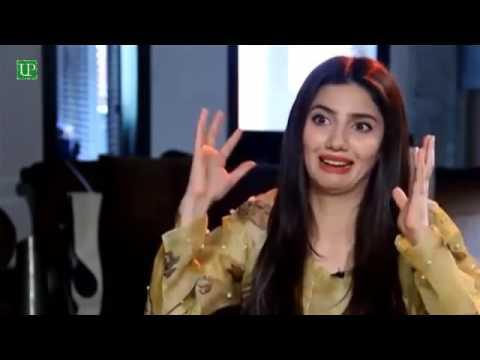 Mahira Khan Interview with Reham Khan