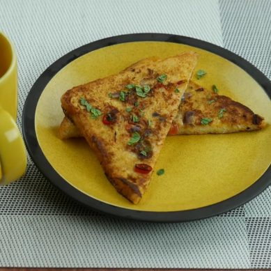 Ramadan Food Diaries #24 Masala French Toast