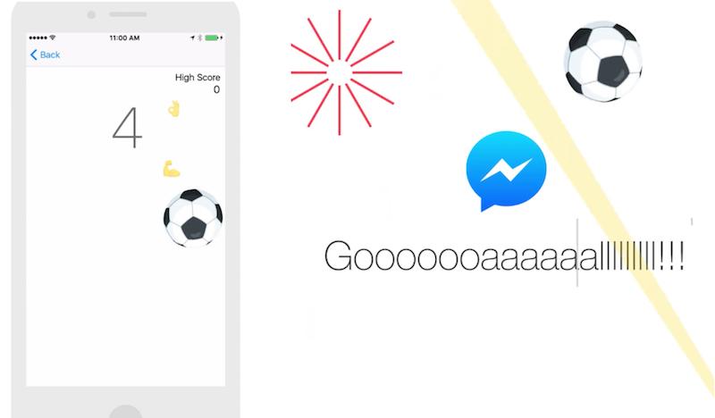 Messenger-soccer