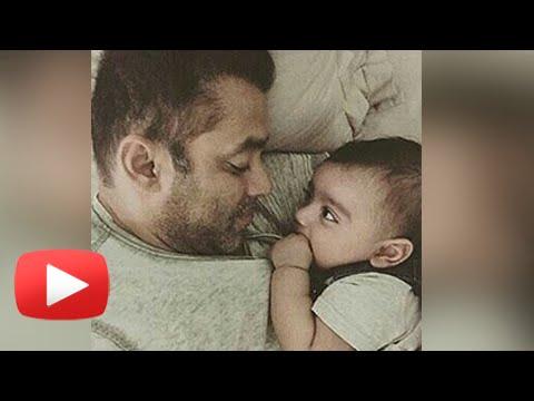 Salman Khan's The Cutest Uncle Ever