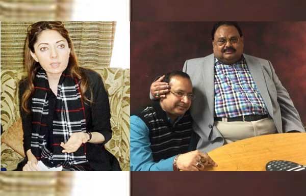 Sharmila Farooqui Fights MQM's Salman Mujahid