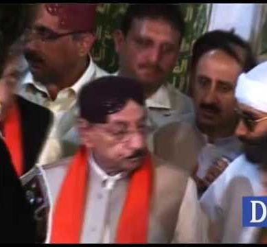 Special Arrangment For CM Sindh's Arrival In Sachal Sarmast Urs