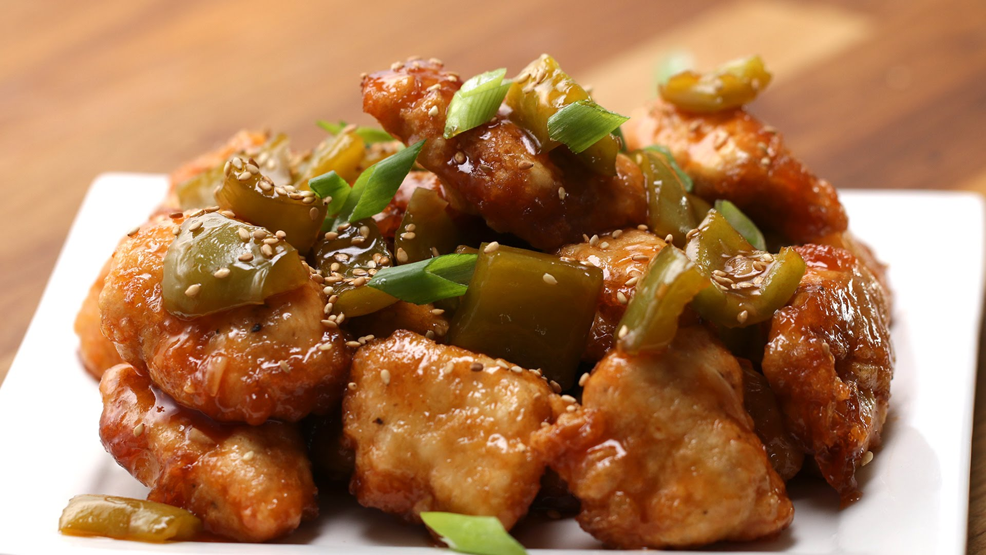 Ramadan Food Diaries #5 Sweet & Sour Chicken