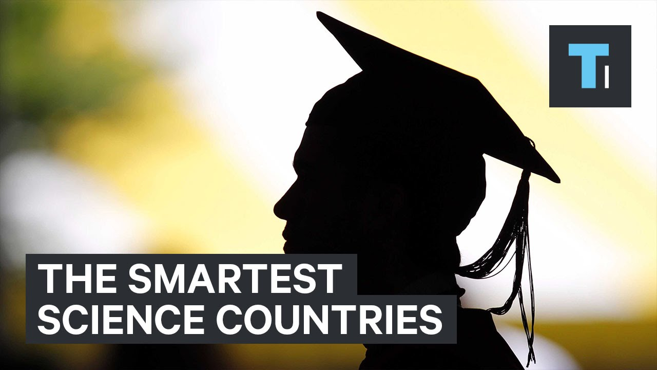 The-smartest-science-countries