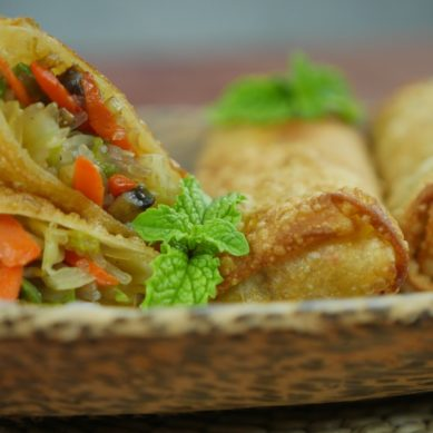 Ramadan Food Diaries #31 Spring Rolls