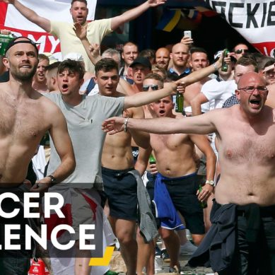 Violent Clashes At Euro 2016 In France