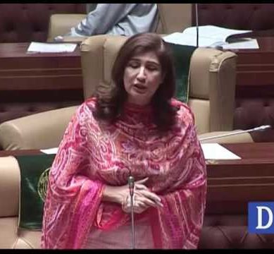 "Shehla Raza ""We will break mouth and hands if something wrong is done with women"""