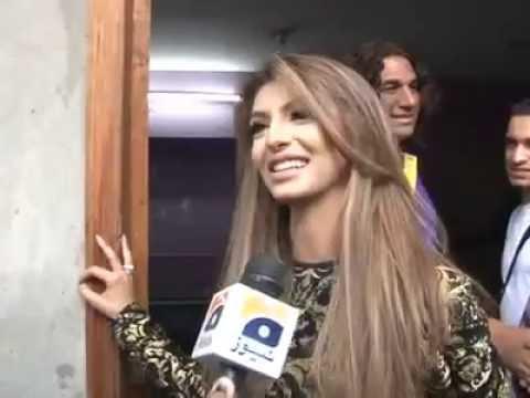 Wife Of Boxer Amir Khan Interview