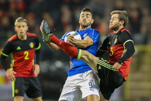 Italy vs Belgium Highlights All Goals