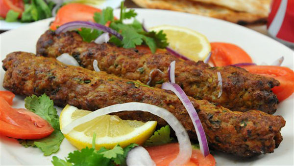 Ramadan Food Diaries #13 Seekh Kebab