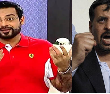 Mustafa Kamal Was The Most Corrupt Mayor: Amir Liaquat