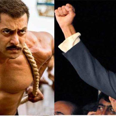 Salman Khan Adopts Imran Khan's Vision in Movie Sultan
