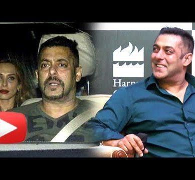 Salman Khan ANNOUNCES His Marriage Date