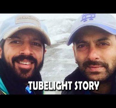 Salman Khan TUBELIGHT Full Story REVEALED