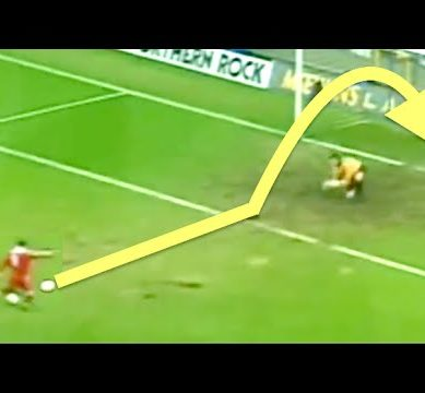 Top 10 Funny Goals in the Football Histroy