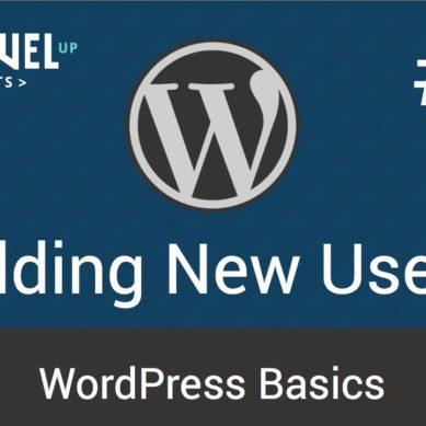 WordPress – Tutorial 10