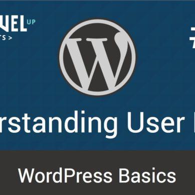 WordPress – Tutorial 11