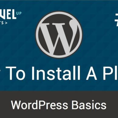 WordPress – Tutorial 17