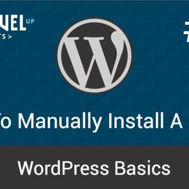WordPress – Tutorial 18
