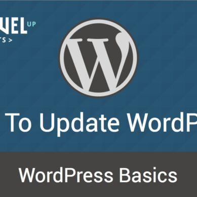 WordPress – Tutorial 4