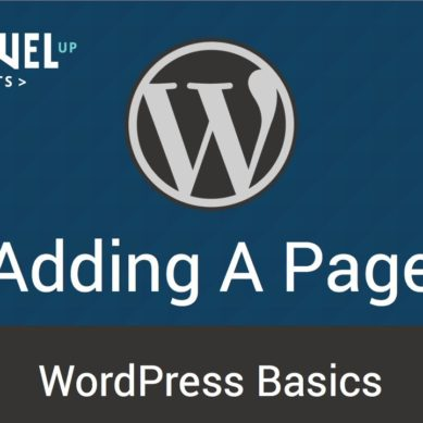 WordPress – Tutorial 9