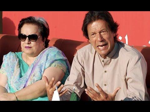 Imran Khan Warns Government