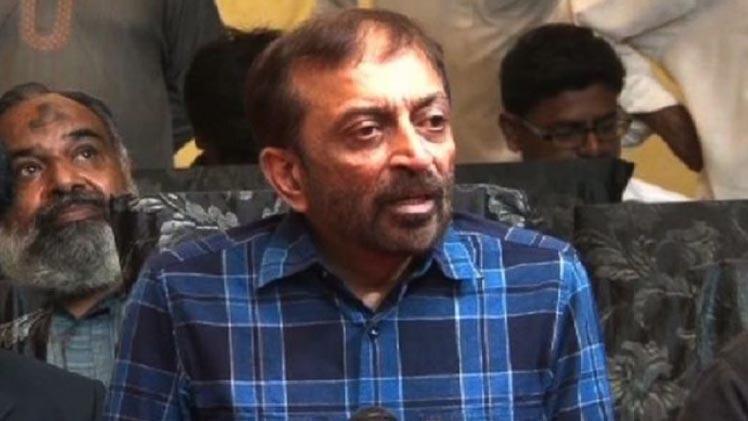 Shocking Revelation About Farooq Sattar