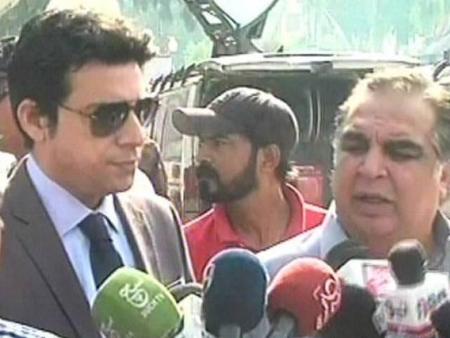 Faisal Vawda, Imran Ismail Evade Attack In Karachi