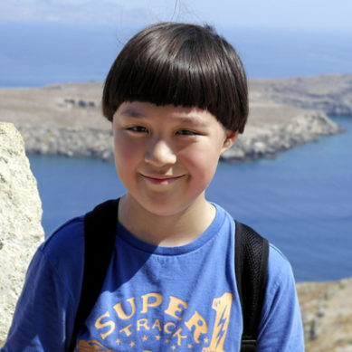 Meet Jeremy: The 12-year-old College Student