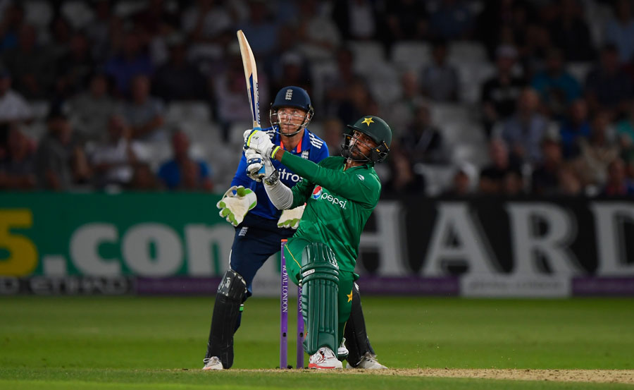 Mohammad Amir Scores Fifty Off 22-Balls