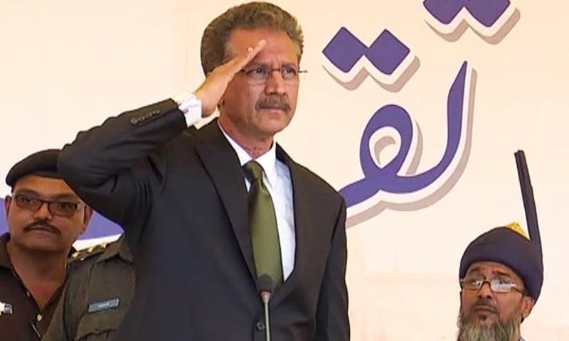 Waseem Akhter Takes Oath As Karachi's New Mayor