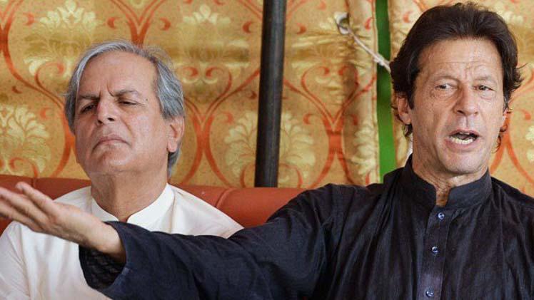 Javed Hashmi Praises Imran Khan