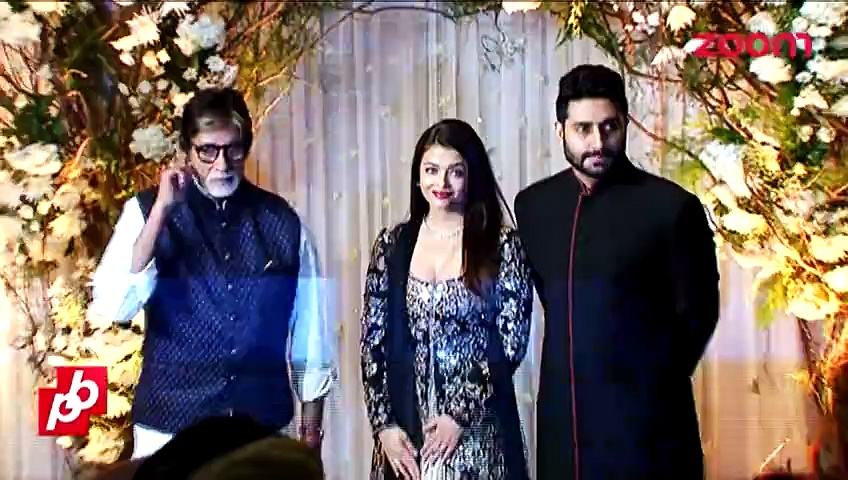 Bachan Family Unhappy With Aishwariya