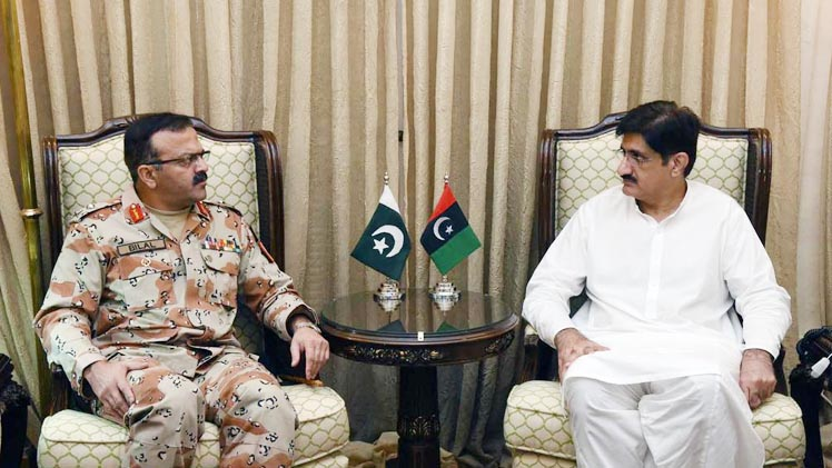 DG Rangers Advises To End Quota System in Sindh