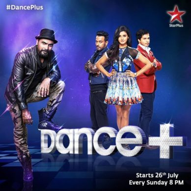 Dance Plus – Episode 21 – 10th Sept 2016