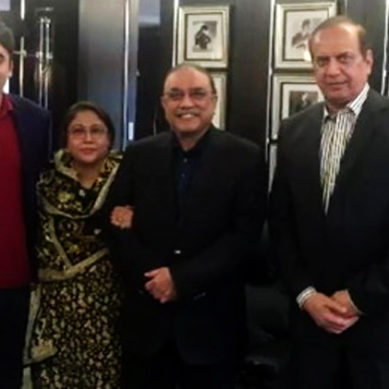 PML-F's Imtiaz Ahmed Joins PPP