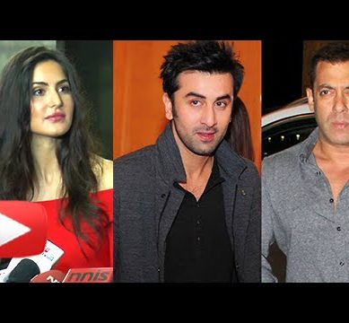 Katrina Kaif EMBARASSED When Asked About Ranbir Kapoor, Salman Khan