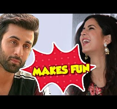 Katrina Kaif Makes Fun Of Ranbir Kapoor's Relationship Confession