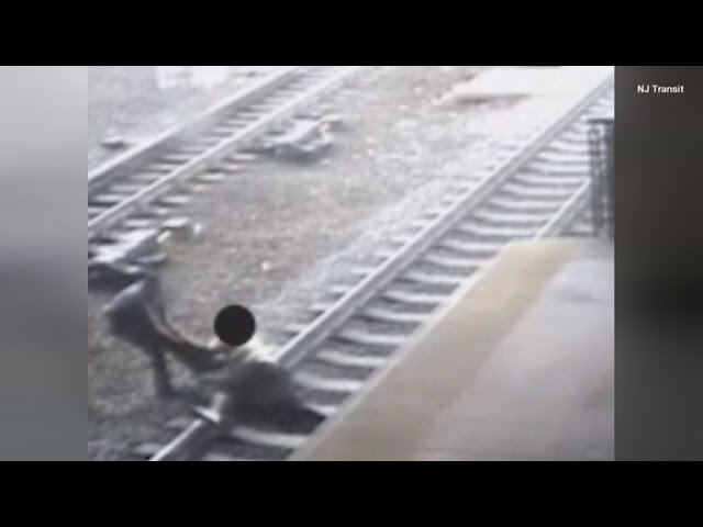 Nerve-shredding CCTV Footage