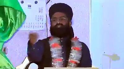 Islamic Cleric Bashes Altaf Hussain, Nawaz Sharif