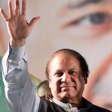 Nawaz Sharif Elected Unopposed PMLN's President