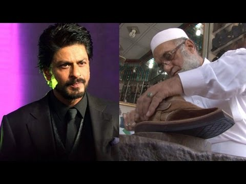 Shoemaker Jailed For Designing Peshawari Chappals For Shah Rukh Khan
