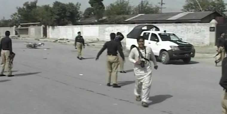 Quetta Echoes Again: Roadside Explosion At Zarghon Road Wounds 14