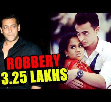 Salman Khan Sister Arpita Khan House Robbed