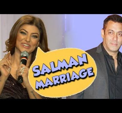Salman Khan Marriage, Sushmita Sen Celebrates, REACTS